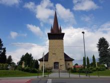 Kościół w Zawadzie zamknięty