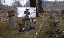 Nasze interwencje: Rozgrabiają i dewastują cmentarz na Zabełczu