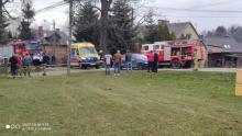 Wypadek w Śnietnicy: potrącony przez samochód chłopiec powoli wraca do zdrowia