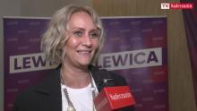 Barbara Żytkowicz komentuje wyniki: fajnie byłoby wziąć choć jeden mandat [FILM]