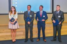 Studenci PWSZw Nowym Sączu obronili prace magisterskie w Tychach