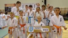 nowosądeccy karatecy w Wieliczce