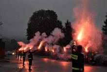 Do floty samochodów bojowych OSP w Korzennej dołączył nowy wóz strażacki