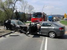 Jak doszło do wypadku na ul. Witosa? Policjanci szukają świadków
