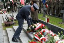 Uczczono rocznicę II wojny światowej