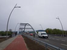 Zapowietrzona strefa koło mostu heleńskiego.Czy jest się czego bać?