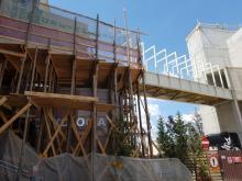 Budowa pawilonu ginekologiczno-położniczego w Nowym Sączu, fot. Iga Michalec