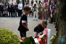 75.rocznica Powstania Warszawskiego, fot. UM w Nowym Sączu