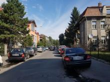 Ulica Żółkiewskiego w Nowym Sączu, fot. Iga Michalec