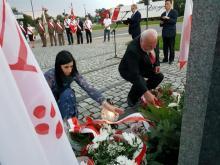 39. rocznica podpisania Porozumień Sierpniowych, fot. Iga Michalec