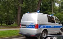 Kraksa na ul. Jagiellońskiej. Samochód zderzył się z autobusem MPK
