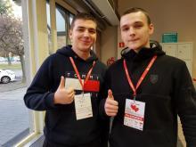Kolejny dzień akcji Serce-Sercu dobiega końca. Odwiedzieliśmy uczniów z IV LO