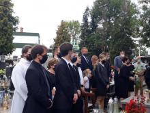 Ostatnie pożegnanie Majstra Janka, znanego sądeckiego budowniczego kościołów