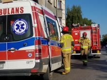 Z ostatniej chwili: wypadek na ul. Długosza. Samochód potrącił pieszego