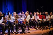 Łososina Dolna: Koncert Świąteczny w Centrum Kultury i Promocji Gminy [ZDJĘCIA]