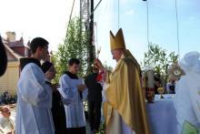 Św. Jan Paweł II został patronem Zakliczyna