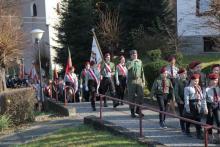 Mieszkańcy Kamionki Wielkiej świętowali 100.rocznicę odzyskania niepodległości