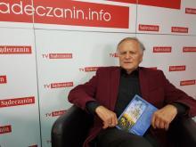 prof. Bolesław Faron, fot. Iga Michalec