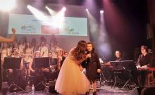 Artyści z The Voice of Poland grali dla 7-latki, która walczy z glejakiem