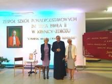 czytaj też:Krynica: koncert Królowej Krynickich Zdrojów w hołdzie św. Janowi Pawłowi II