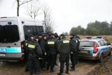 Poszukiwania zakończone. Schorowany 69-latek z Grybowa został znaleziony w lesie