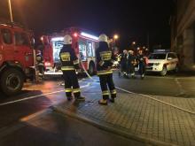 Co się działo w galerii Trzy Korony? Dziesiątki strażaków w akcji