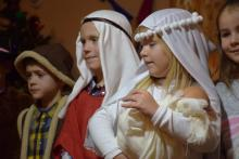 Bereściańskie Betlejem, żywa szopka i jubileuszowy Przegląd Grup Kolędniczych