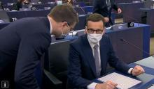 Debata LIVE w Parlamencie Europejskim z udziałem premiera Mateusza Morawieckiego