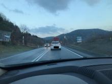 Nowy dopust Boży czeka kierowców na trasie z Nowego Sącza do Brzeska
