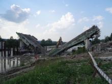Koniec mostu heleńskiego