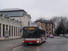 Dworzec do remontu, nowe przystanki autobusowe