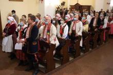 """19 września 2019 roku Zespół Regionalny """"Mszalniczanie"""" obchodził Jubileusz 40-lecia swojej działalności. To najstarszy zespół pieśni i tańca ludowego w gminie Kamionka Wielka, kultywujący folklor Lachów Sądeckich."""