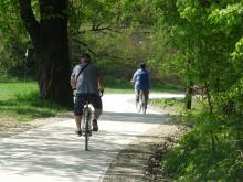 trasy rowerowe, fot. Iga Michalec