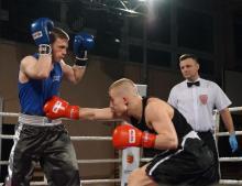 Gala boksu w Nowym Sączu