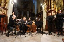 Koncert Capella Cracoviensis w Starym Sączu, fot. Justyna Hejmiej