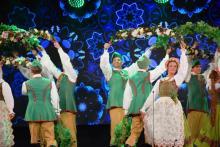 """Festiwal Kiepury: taniec i śpiew. """"Mazowsze"""" pokazało kalejdoskop polskich barw"""