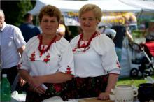 Koło Gospodyń Wiejskich z Moszczenicy Niżnej