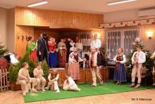 Fotorelacja: wielka opłatkowa feta Podhalan w Łącku