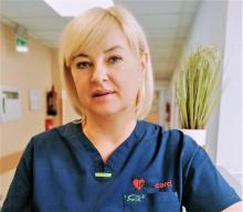 Urszula Dynda: uciążliwości rekompensuje mi zadowolenie pacjentów