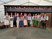 Poznaj najlepsze zespoły młodzieżowe i dziecięce Festiwalu Lachów i Górali