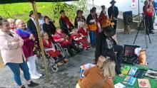 """Osoby z niepełnosprawnościami mają  już """"Nasz Dom"""" w Kosarzyskach [ZDJĘCIA]"""