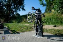 W Gorlicach pojawiły się stacje dla rowerów. Umożliwiają szybką naprawę[ZDJĘCIA]