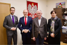 2,5 mln złotych dla Gródka nad Dunajcem z programu Wsparcia Regionów Górskich