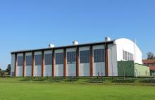 W Kobylance zakończono budowę hali sportową. Obiekt Robi wrażenie [ZDJĘCIA]