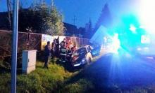 Śmiertelny wypadek w Łabowej