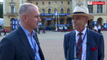 Jak poseł Jan Duda podniósł ciśnienie panelistom Forum Ekonomicznego