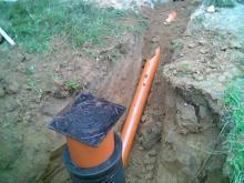 Rytro: koronawirus nie zablokuje rozbudowy kanalizacji