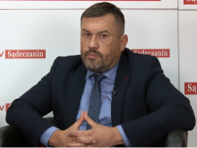 Artur Kapelko o trenerze, finansach i nowej Sandecji w nowym sezonie