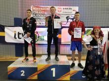 Za nami mistrzostwa Polski w kickboxingu. Dużego sukcesy naszych zawodników