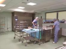 przeprowadzka krynickiego szpitala prawie zakończona